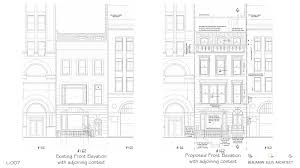 Brooklyn Brownstone Floor Plans by Landmarks Approves Renovation Of Mixed Use Building At 162