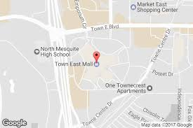 towne east mall map mall hours address directions town east mall