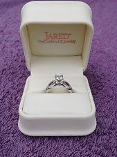 Jared Cushion Cut Engagement Rings Jared Very Good Cut White Gold Diamond Engagement Rings Ebay