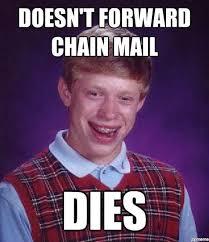 Zip Meme - the best of the bad luck brian meme
