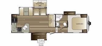 montana rv floor plans 18 montana rv floor plans luxury travel trailers our top 6