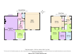 4 bedroom property for sale in manor park froxfield wiltshire