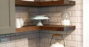 kitchen rev ideas corner kitchen shelf ideas shelving cool gorgeous cabinet shelves