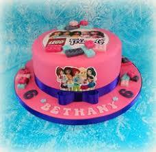 lego friends cake u2026 pinteres u2026