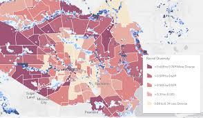 Flood Map Houston Mapping Tool Helps Neighborhoods Better Understand Harvey Houston