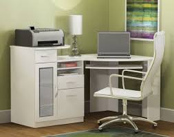Bush Vantage Corner Computer Desk Special Present Today Corner Desk White