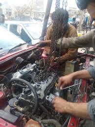engine swap finally done in b12 nissan datsun pakwheels forums
