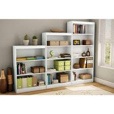 awesome southshore bookcase decorating ideas contemporary gallery