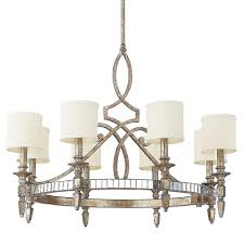 Drum Shade Chandelier Lighting Drum Shade Chandelier Rustic Editonline Us