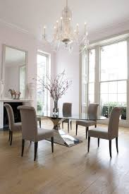 Circular Glass Dining Table And Chairs Dining Table Top Glass Dining Room Table Design Ideas