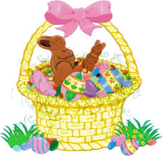 Easter Baskets Delivered Free Easter Basket Clipart