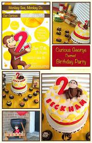 curious george birthday party ideas luxury curious george birthday invitations or curious themed