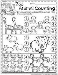 preschool math zoo theme measure animals by stacking leggos