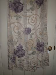 Purple And Brown Shower Curtain Bathroom Croscill Shower Curtains With Colorful And Cheerful