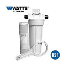 water filter under sink watts premier ezfitpro 100 undersink water filter kit 15 mm push fit