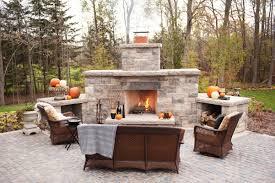 Do It Yourself Backyard Ideas Backyard Fireplace Kits Home Outdoor Decoration