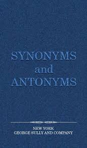 Antonym For Comfort Calaméo Synonyms And Antonyms