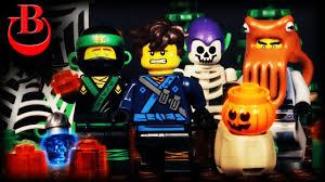 lego ninjago halloween stop motion part 2 youtube