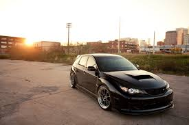 subaru impreza black subaru impreza black cars cityscapes wallpaper allwallpaper in