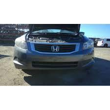2008 Honda Accord Interior Parts 2008 Honda Accord Parts Car Gray With Gray Interior 4cyl Engine