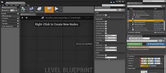 level blueprint unreal engine