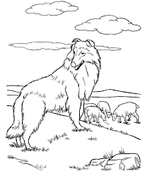 shepherd coloring pages coloring home