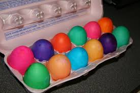 Coloring Eggs Ultra Vibrant Easter Eggs With Wilton Color Gel It U0027s Always
