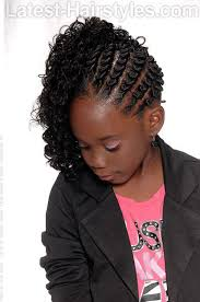 african american spiral curl hairstyles 20 black girl hairstyles your kid will love