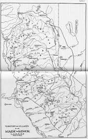 Michigan Indian Tribes Map by Handbook Of Indians Of California 1919 U201c30 The Miwok U201d By