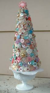 diy button tree a use for some of the buttons bowls i