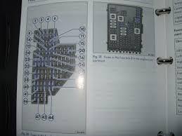vw touran fuse diagram vw wiring diagrams