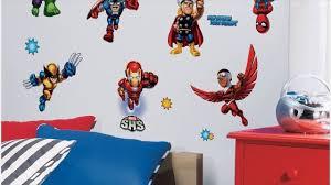 Bedroom Cartoon Ideas Kids Bedroom With Cartoon Wall Stickers Youtube
