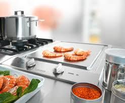 miele cuisine miele cs1327y tepan yaki 15 combiset grill appliances hans krug