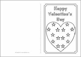 valentine u0027s card colouring templates sb3768 sparklebox