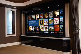 project for home theater home decor ideas