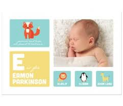 announcement cards baby announcement cards buy birth announcement cards online
