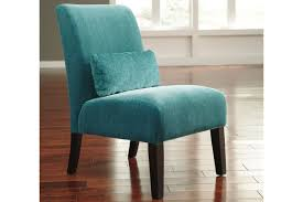 annora teal accent chair d