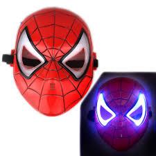 Led Halloween Costumes Halloween Costumes Kids Led Face Masks Color Red U2013 Smooth Kart