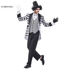 Mens Clown Halloween Costumes Compare Prices Costume Clown Men Shopping Buy Price
