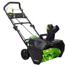 amazon com greenworks pro 2601302 80v 20 inch cordless snow