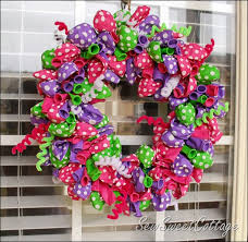 balloon wreath sew sweet cottage balloon wreath and a feature