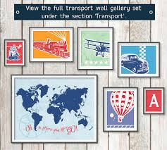 Travel Bedroom Decor by World Map Poster Oh The Places You U0027ll Go World Map Print Boys