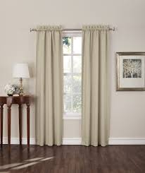 Sears Curtains On Sale by Sun Zero Shawn 2 Pack Blackout Curtain Panels