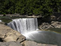 Kentucky travel for free images Cumberland falls ky niagara of the south jpg