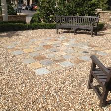 Making A Paver Patio by Best 25 River Rock Patio Ideas On Pinterest Backyard Pool