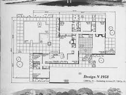 mid century modern house plan excellent mid century house plans for sale ideas simple design