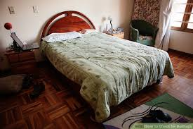 Bed Bug Pictures Of Mattresses How To Check For Bedbugs With Pictures Wikihow
