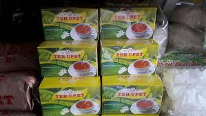 Teh Upet teh upet toko ade oleh oleh cirebon