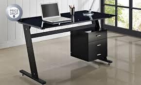 Z Shaped Desk Z Shaped Design Computer Desk Groupon Goods
