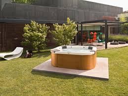 outdoor spa design ideas zamp co